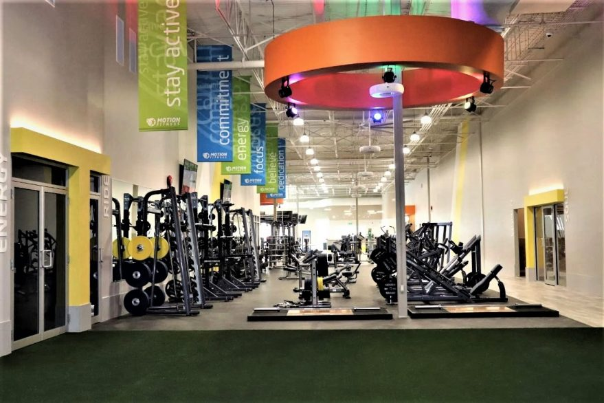 Motion Fitness Workout