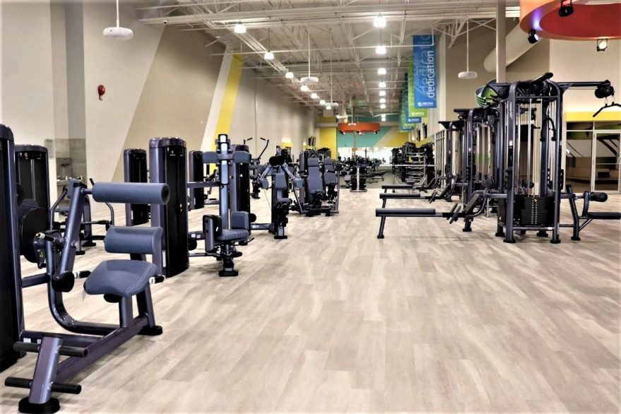 Motion Fitness Workout Floor 2