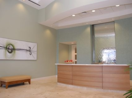 Country Club Fitness Lobby by Optimal Design Systems International