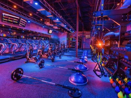 functional training studio view