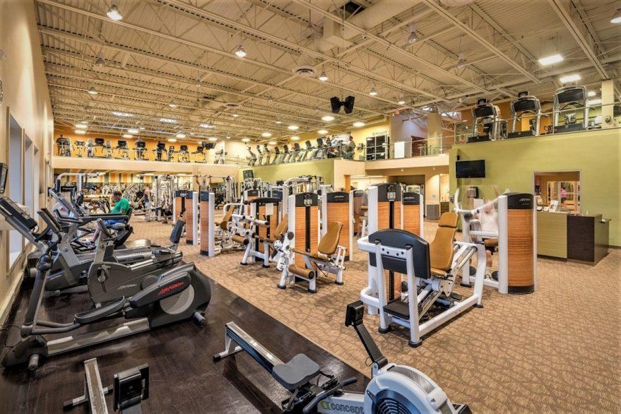 Waverley Workout Floor website 2020
