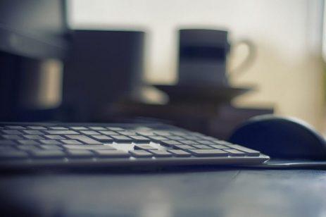 keyboard, office, work