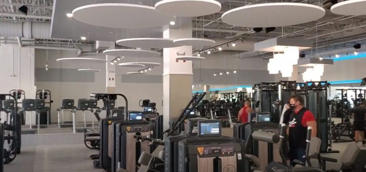 safe to workout at PBSC Gardens small reso