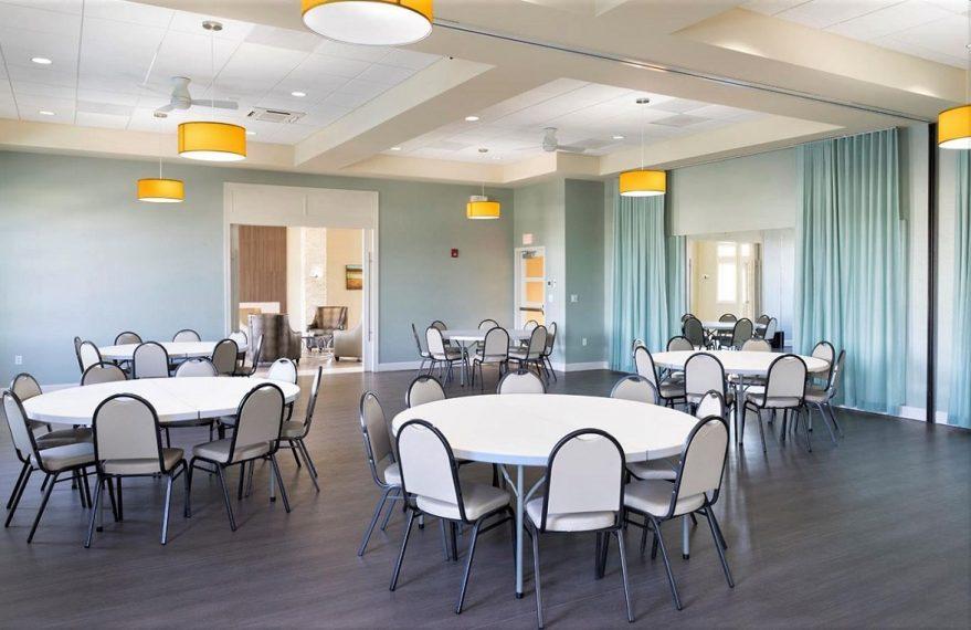 website banquet hall OVBC